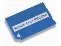 Novatech Memory Stick Pro Duo - 4GB
