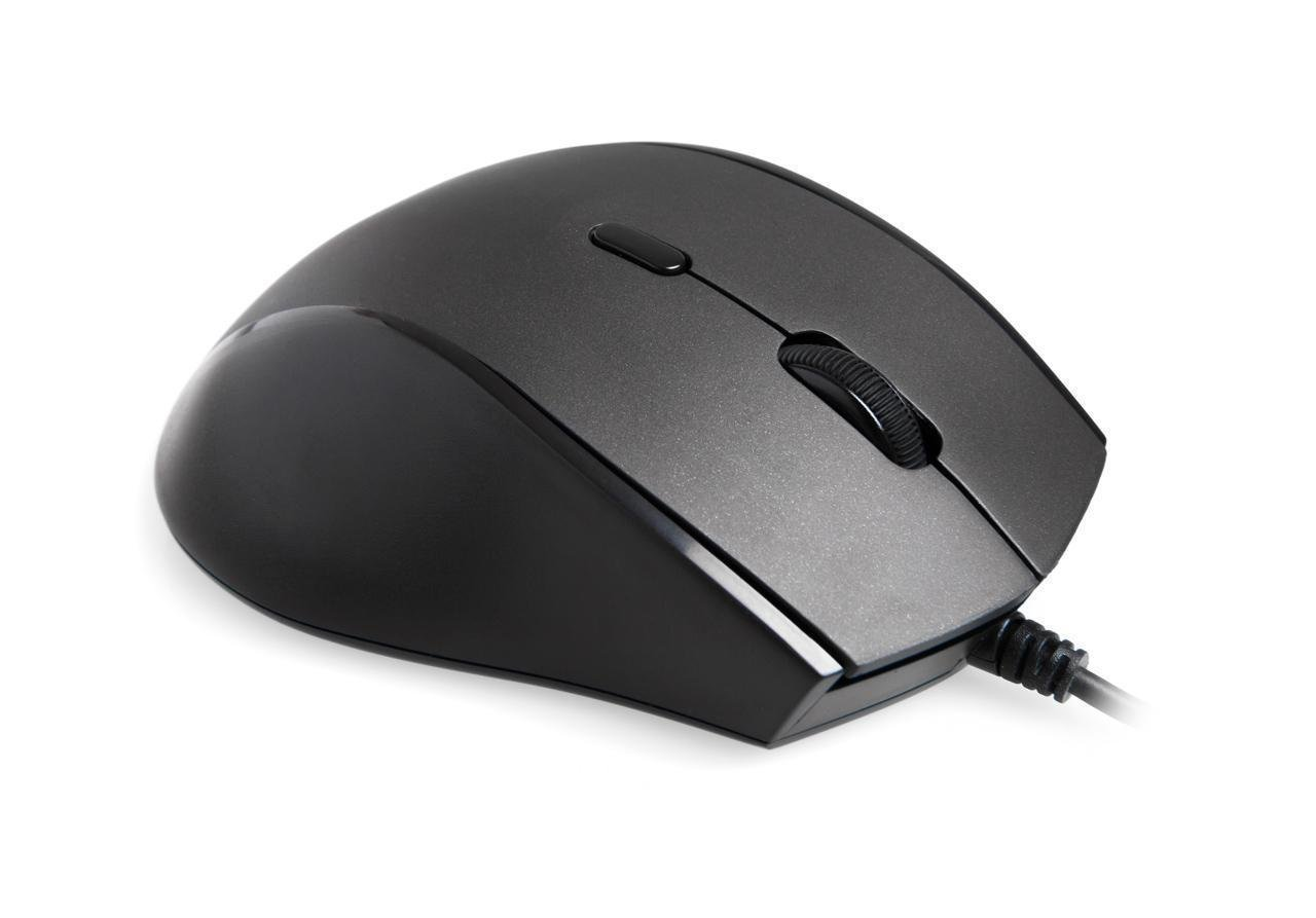 Novatech Wired USB Optical Mouse V2 - Padless | Novatech