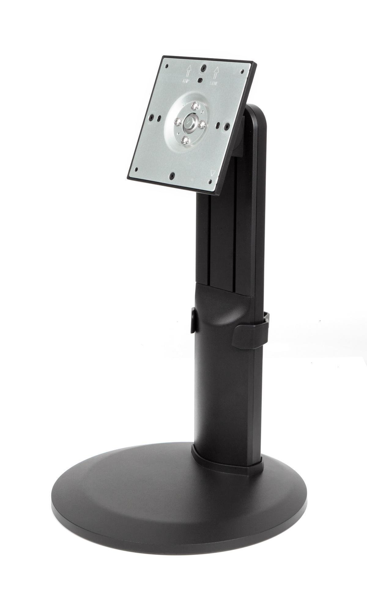 Novatech Single Monitor Stand Height Adjustable 17inch