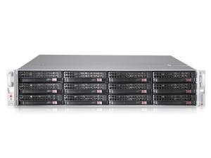 Supermicro TM 2U Storage Server up to 72TB
