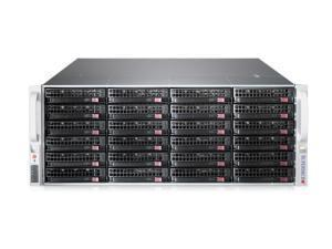 Supermicro TM 4U Storage Server up to 144TB
