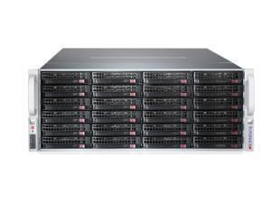 Supermicro TM 4U Storage Server up to 216TB