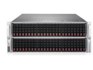 Supermicro TM 4U Storage Server up to 72TB