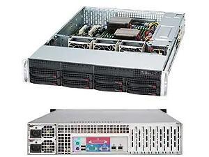 HyperServe RMXE-2U8