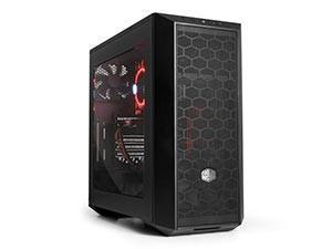 Novatech Black NTA50 Gaming PC