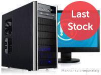 Novatech Black NTI36 - Intel Core i7 3770 - 16GB DDR3 1600Mhz Memory