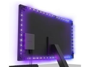 NZXT Hue 2 Ambient RGB Lighting Kit for Monitors up to 32And#34;