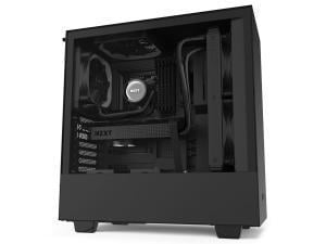 NZXT H510 Compact ATX Mid Tower - Tempered Glass Black