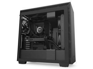 NZXT H710 ATX Mid Tower - Tempered Glass Black