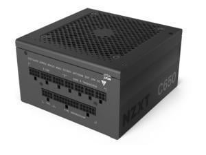 NZXT C Series 650W 80 Plus Gold Modular ATX Poer Supply