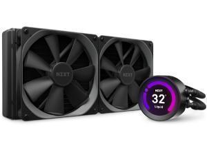 NZXT Kraken Z63 LCD All In One 280mm Intel/AMD CPU Water Cooler