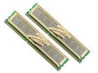 OCZ Gold 4GB 2x2GB DDR3 PC3-10066 C9 1333MHz Dual Channel Kit