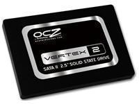 OCZ Recertified as New Vertex 2 SATA II 2.5inch 40GB Solid State Hard Drive