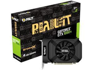 PALiT NVIDIA GeForce GTX 1050 Ti STORM X 4GB GDDR5 Graphics Card