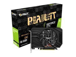 Palit GTX 1660 Storm X OC 6GB Graphics Card
