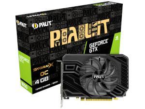 PALiT NVIDIA GeForce GTX 1650 STORM X OC 4GB GDDR6 Graphics Card
