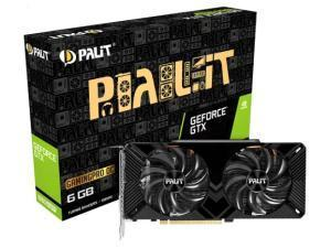 Palit GTX 1660 Super Gaming Pro OC 6GB Graphics Card