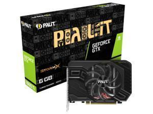 Palit Geforce GTX 1660TI Storm X 6GB Graphics Card