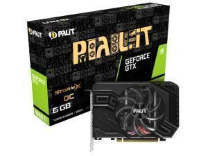 Palit Geforce GTX 1660TI Storm X OC 6GB Graphics Card