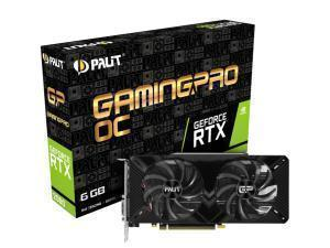Palit Geforce RTX 2060 Gaming Pro OC 6GB Graphics Card
