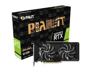 Palit GeForce RTX 2060 Super Dual 8GB Graphics Card