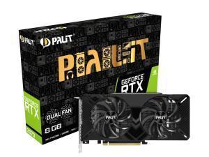 Palit GeForce RTX 2070 Dual 8G GDDR6 Graphics Card
