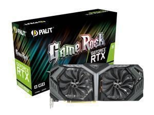 Palit GeForce RTX 2080 Super Gamerock 8GB Graphics Card