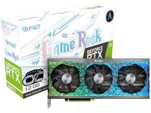 PALiT NVIDIA GeForce RTX 3080 Ti GameRock OC 12GB GDDR6X Graphics Card