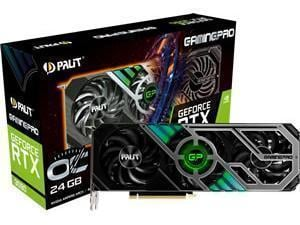Palit Nvidia Geforce RTX 3090 Gaming Pro OC 24GB Ampere Graphics Card