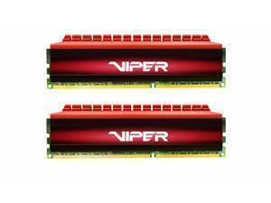 Patriot Viper 4 Series 8GB 2 x 4GB DDR4 3000MHz Dual Channel Memory RAM Kit
