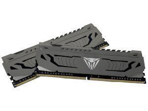 Patriot Viper Steel 32GB 2x16GB DDR4 3600MHz Dual Channel Memory RAM Kit