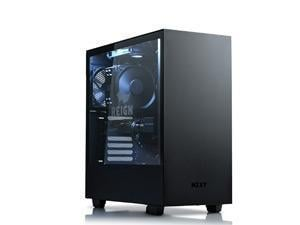 Reign SENTRY MKI- Intel Core i5 9600K Processor -  LPX Black 16GB 2x8GB DDR4 3200MHz - Samsung 970 EVO Plus 500GB NVME M.2 SSD - Samsung 860 QVO 1TB SSD Gaming PC