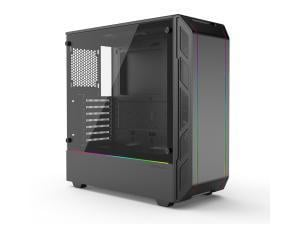 Phanteks Eclipse P350X Tempered Glass D-RGB Mid Tower - Black