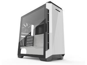 Phanteks Eclipse P600S White Mid Tower Tempered Class Case