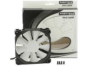 Phanteks PH-F120SP White Static Pressure 120mm Case Fan