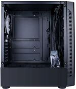 1st Player D4 Mid Tower Black Gaming Case 4 x Fans