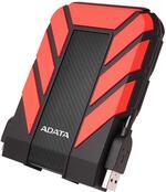ADATA HD710 Pro 2TB External Hard Drive HDD - Red