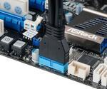 Akasa Motherboard - 2x USB3 Female Adapter - 15cm