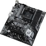 ASRock B550 Phantom Gaming 4 AMD AM4 B550 Chipset ATX Motherboard