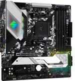 ASRock B550M Steel Legend AMD AM4 B550 Chipset m-ATX Motherboard