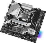 ASRock Z490M Pro4 LGA 1200 Z490 Chipset m-ATX Motherboard