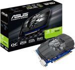 ASUS NVIDIA GeForce GT 1030 PHOENIX OC 2GB GDDR5 Graphics Card