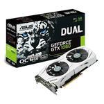 ASUS GeForce GTX 1060 DUAL OC 6GB GDDR5 Graphics Card