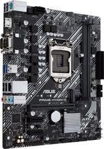 ASUS PRIME H410M-D LGA1200 H410 Chipset mATX Motherboard