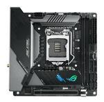 ASUS ROG STRIX Z490-I GAMING LGA 1200 Z490 Chipset Mini ITX Motherboard