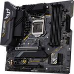 ASUSTUF GAMING B460M-PLUS LGA1200 B460 Chipset mATX Motherboard