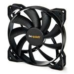 be quiet! Silent Base 800 Mid Tower case, Silver with 3 x Pure Wings 2 Fans Black