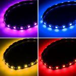 BitFenix Alchemy 2.0 RGB LED Magnetic Strip - 30cm plus AURA Controller