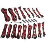 BitFenix Alchemy 2.0 PSU Cable Kit CSR-Series - Black Andamp; Red