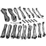 BitFenix Alchemy 2.0 PSU Cable Kit CSR-Series - Black And White